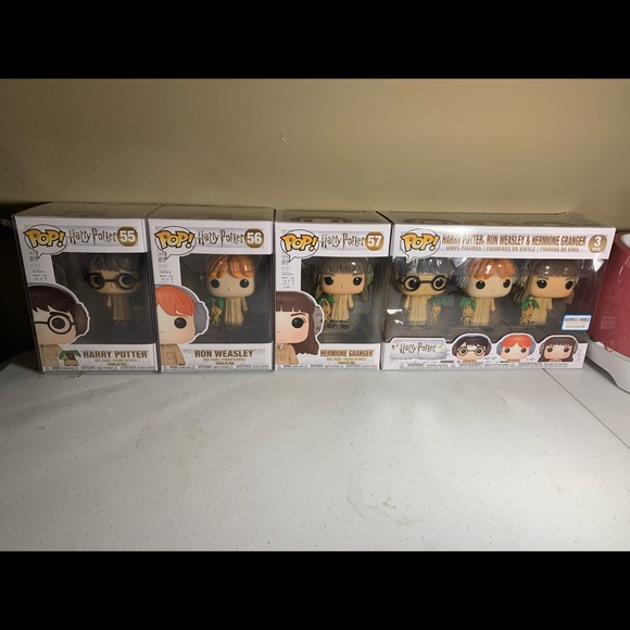 Herbology Pop Collection